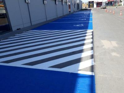 Malowanie parkingów 5